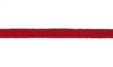 Flachkordel rot 15mm