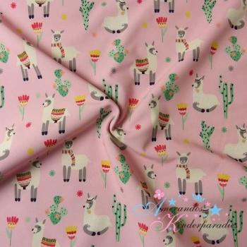 Softshell Alpacca rosa