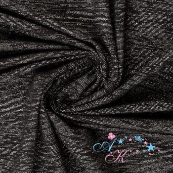 Glamour Sweat schwarz