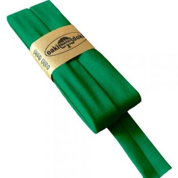 Schrägband Jersey UNI flaschengrün [450]