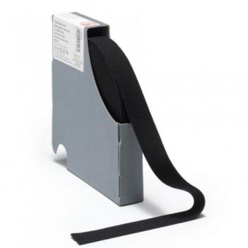 Elastic-Bund 20mm schwarz