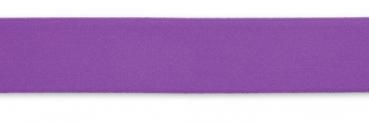 Elastic-Bund 38mm lila