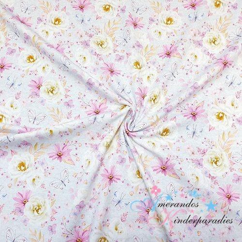 bestickt Schmetterling 5 St/ück Winter Einstecktuch LEEleegang Damen-Taschent/ücher aus Baumwolle Spitze Blumenmuster warm