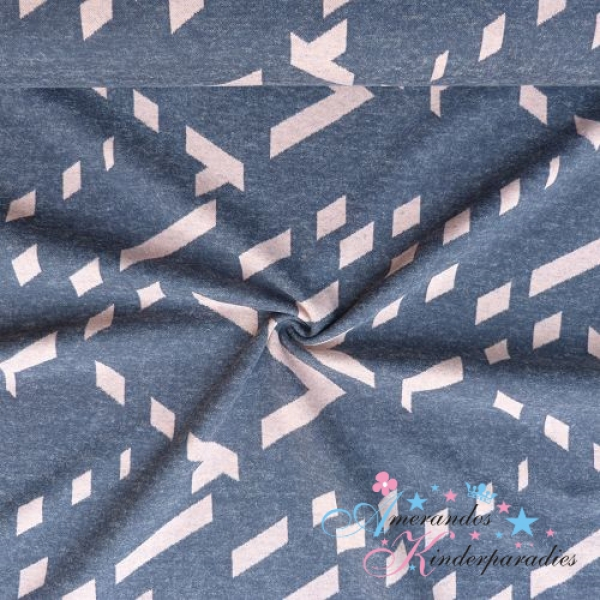 Jacquard Jersey LINES by Cherry Picking